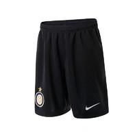 耐克夏季国际米兰青少年版主场短裤 黑色 847399-010