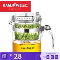 金灶(KAMJOVE)玻璃茶壶 TP-140/300毫升