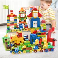 大颗粒积木 儿童玩具 216颗粒
