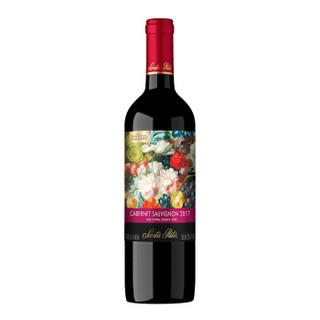 限地区 : Santa Rita 圣丽塔 国家画廊珍藏 赤霞珠干红葡萄酒 750ml *3件
