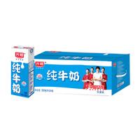 光明 纯牛奶 250mL*24盒  *2件