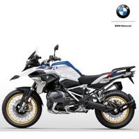 宝马 BMW  R1250GS 摩托车 金属赛车蓝