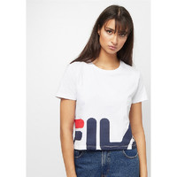 FILA 斐乐 684490-M67 女士短款T恤