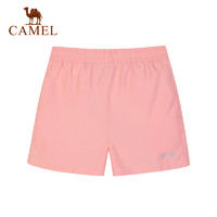 骆驼女装短裤2020年新款男士夏季新款跑步短裤薄款女士宽松透气耐磨运动裤子 *5件