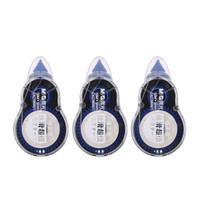 M&G 晨光 ACT55307 修正带 12米/支 3支装 共36米 *2件 +凑单品
