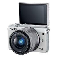 Canon 佳能 EOS M100(EF-M 15-45mm f/3.5-6.3)无反相机
