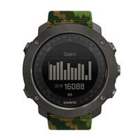 颂拓(SUUNTO)手表 TRAVERSE远征系列GPS多功能户外运动男表远征阿尔法丛林迷彩SS023445000