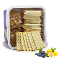 朗食品aji每日生机美丹手拍苏打饼干养胃600g *2件