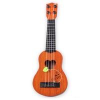 儿童乐器仿真尤克里里四弦可弹奏启蒙早教音乐玩具吉他181