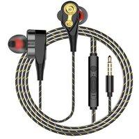 WJHH S1 入耳式双动圈耳机