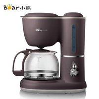小熊(bear)咖啡机 美式家用 600ml滴漏式小型迷你煮茶器泡茶壶电热水壶煮咖啡壶 KFJ-A06Q1