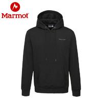 Marmot/土拨鼠男式休闲柔软舒适套头卫衣 *5件