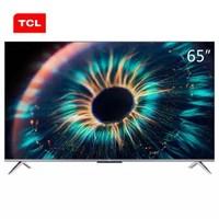 30日0点:TCL 65V8 65英寸液晶电视机 4k超高清 超薄 全面屏