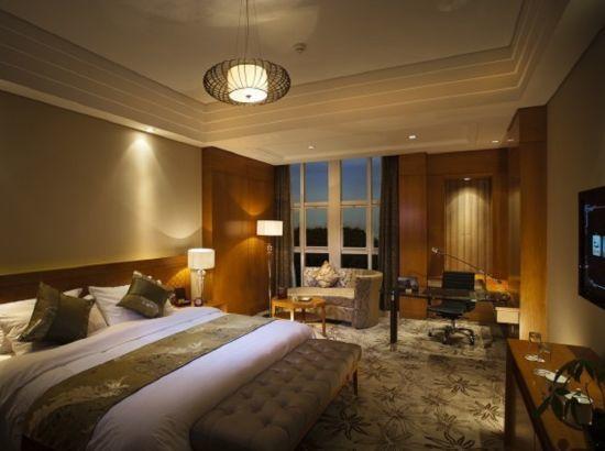 苏州观园流苏酒店 高级双床房2晚(含双早)可拆分