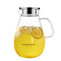 Kamjove 金灶 大容量高硼硅玻璃冷水壶 TP-502/2.0L *5件
