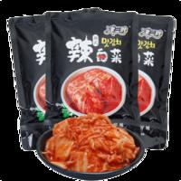 津三胖 韩式泡菜辣白菜 450g/袋 *5件