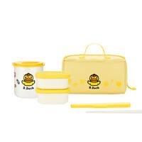 京东PLUS会员 : THERMOS 膳魔师  儿童保温便当盒便携 小黄鸭+凑单品
