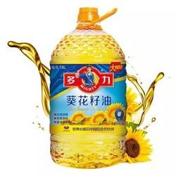 多力 葵花籽油 6.18L *4件