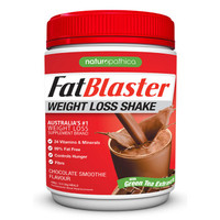 Fatblaster极塑代餐奶昔 巧克力味430克/罐 *2件 +凑单品