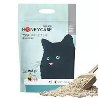 Honeycare 好命天生 豆腐猫砂6L(2.6Kg) *8件 +凑单品
