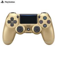 索尼(SONY)PlayStation 4 无线游戏手柄(金色)