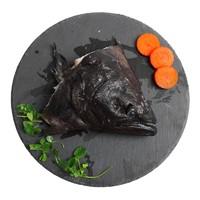 舌尖海事 鲜冻俄罗斯天然鸦片鱼头 600g *2件