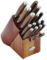 Anolon 46322 SureGrip 日本不锈钢刀具17件套