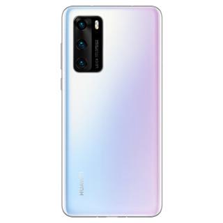 HUAWEI 华为 P40 5G智能手机 6GB+128GB 全网通 零度白
