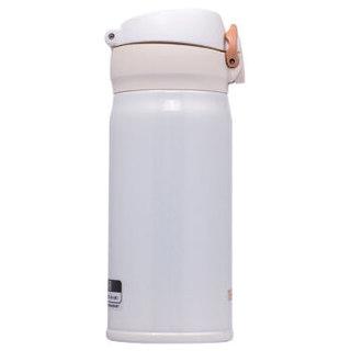 THERMOS 膳魔师 JNL-352 不锈钢保温杯 350ml 白色