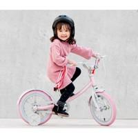 Ninebot  九号 儿童运动自行车  粉色 14寸