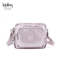 kipling女款帆布轻便手拿时尚休闲附件包休闲双肩包