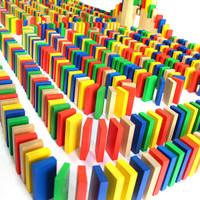 Larkpad 乐客派 多米诺骨牌 儿童积木玩具250片 *2件