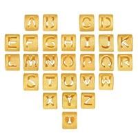 明牌珠宝 AFP0240 中性款字母R黄金转运珠 1g以内