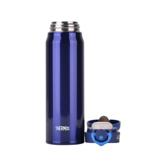 THERMOS 膳魔师 JNR系列 JNR-600-R-B 304不锈钢保温杯 600ml 蓝色