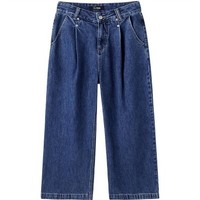 7.Modifier 72001035 女士阔腿裤牛仔裤