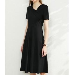 Amii 1206TM0045 女士連衣裙