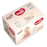 HUGGIES 好奇 铂金装 婴儿纸尿裤 L76片*3+棉柔巾*1