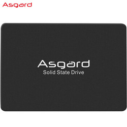Asgard 阿斯加特 AS系列 SATA 固态硬盘 2TB