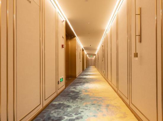 西安漫心酒店(钟楼店)心悦高级大床房2晚 可拆分