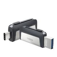 SanDisk 闪迪 至尊高速Type-C+USB 3.1双接口OTG U盘 256GB