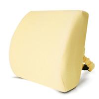 汉妮威 记忆棉 办公室腰靠 靠枕 靠垫 椅子腰垫 夏季网眼腰靠 *2件