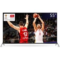 TCL 55Q680 55英寸 4K 液晶电视