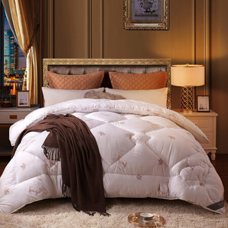 BEYOND 博洋家纺 暖臻 100%澳洲羊毛冬被 200*230cm