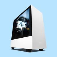 宁美国度 冰刃 台式电脑主机(i5 9400F、16GB、180GB+1T、GTX1650)
