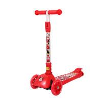 迪士尼 儿童滑板车 四轮闪光摇摆车 DCA71106-B