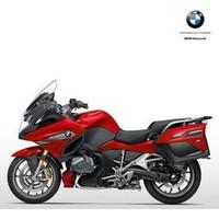 BMW 宝马 1250RT 摩托车 金属火星红
