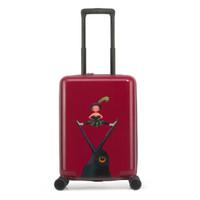 美旅拉杆箱 20英寸 几米卡通 八轮嵌入TSA锁TH9哑光红色/乌鸦 *2件