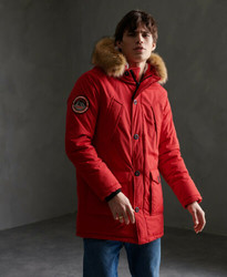 Superdry 极度干燥 Everest 派克大衣