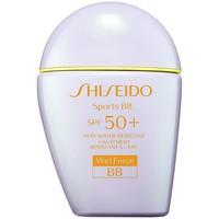 银联专享:SHISEIDO 资生堂 防晒BB霜 SPF 50+