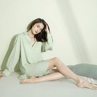DAPU 大朴  AE1F03202 针织家居裙